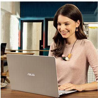 华硕(ASUS) 灵耀S 2代 14英寸三面微边超轻薄笔记本电脑