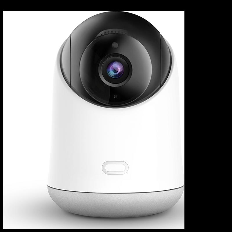 联想(lenovo) 看家宝R1 1080P云台智能无线wifi监控摄像头360度全景旋转拍摄高清夜 R1 1080P云台机 标准版
